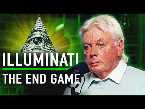 How The Illuminati Want To Control You - David Icke