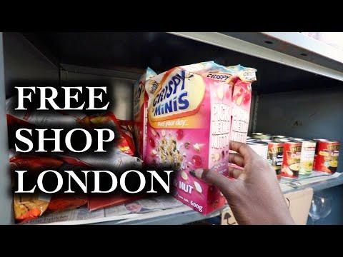 FREE SHOP IN LONDON