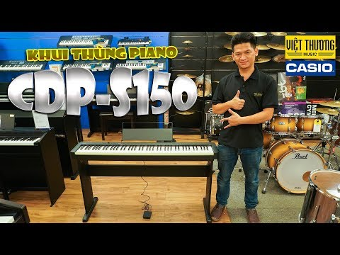 Khui thùng piano điện Casio CDP-S150