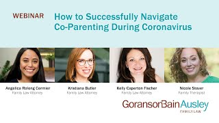 Video thumbnail: How to Successfully Navigate Co-Parenting During Coronavirus