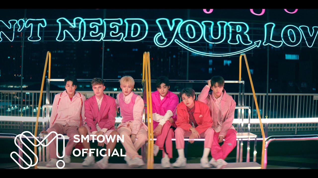 NCT Dream x HRVY — Don't Need Your Love
