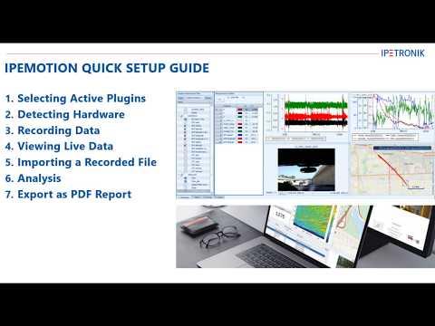 Youtube Video IPEmotion Quick Setup