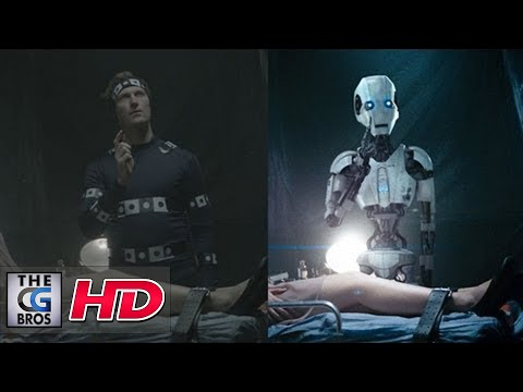 "CGI VFX Behind the Scenes HD: ""ABE – VFX Before and After"" from – Rob McLellan"