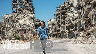 This Is What Life Is Like Inside Assad's Syria: VICE on HBO, Full Episode - Video Youtube