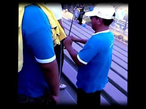 """FUERZA FUERZA FUERZA CRISTAL... - GVARDIA XTREMA (SPORTING CRISTAL VS intigas 2013)"" Barra: Gvardia Xtrema • Club: Sporting Cristal"