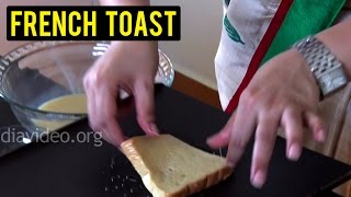 Quick and Easy Gipsy Toast