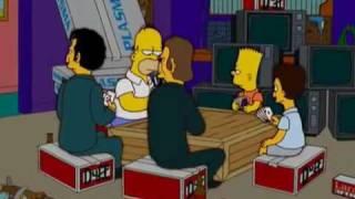 Los Simpsons 01 - El Niño, El Chef, La Esposa & Su Homero.avi