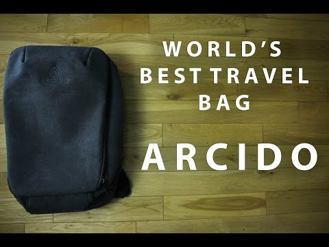 World's Best Travel Bag – Arcido (Review)
