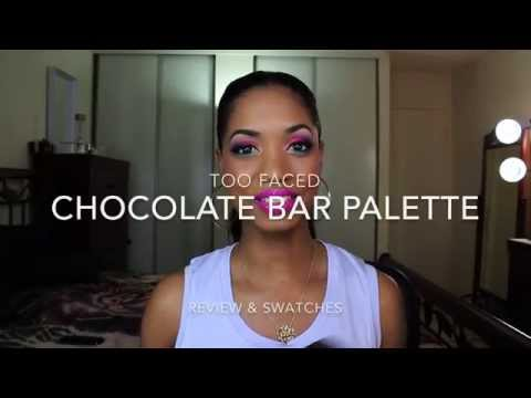 Chocolate Bar Eyeshadow Palette by Too Faced #2