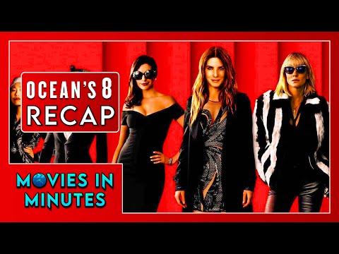 Ocean's Eight in 3 minutes (Movie Recap)