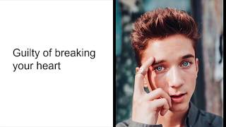 WORDS I DIDN'T SAY [Official lyrics] - Why Don't We
