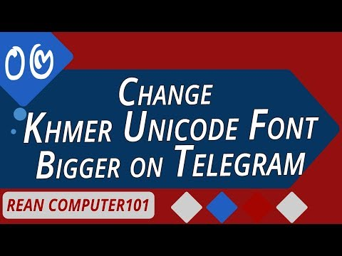Download How To Change Font Size On Telegram Bigger On