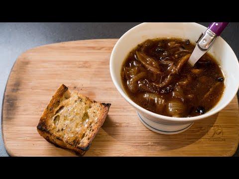 Soupe à l'oignon - Recettes d'automne
