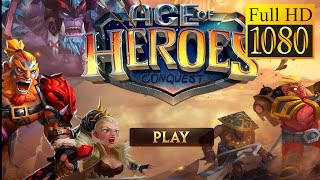 Age Of Heroes: Conquest Game Review 1080P Official 5Th Planet Games