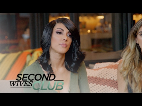 Veronika Obeng Confronts Tania Mehra Over Feud | Second Wives Club | E!
