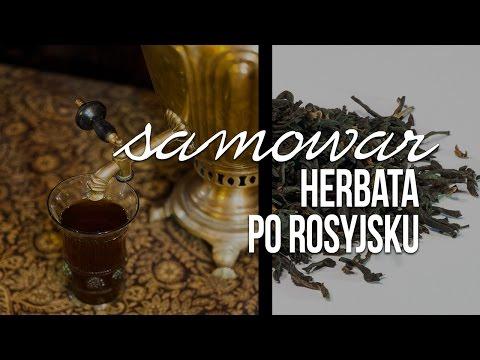 Herbata z samowara, herbata po rosyjsku, samowar. W samowarze po rosyjsku. Czajnikowy.pl