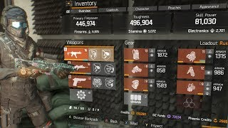 THE DIVISION - EASIEST WAY TO GET EXOTIC WEAPONS & GEAR! BEST WAY TO GET EXOTIC LOOT IN PATCH 1.8