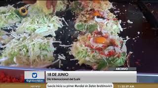 Sabías Qué: Día del Sushi