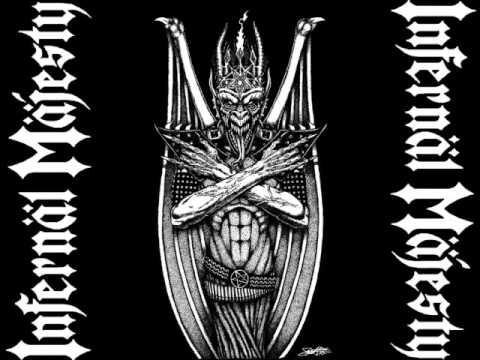 Infernal Majesty- Nation of Assassins online metal music video by INFERNÄL MÄJESTY