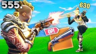 NEW SHOTGUN IS OP..!!! Fortnite Daily Best Moments Ep.555 (Fortnite Battle Royale Funny Moments)