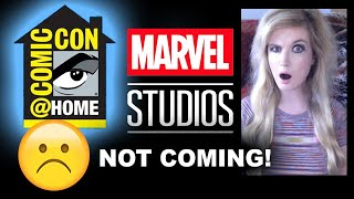 Comic Con at Home 2020 - Marvel MCU Skipping Event