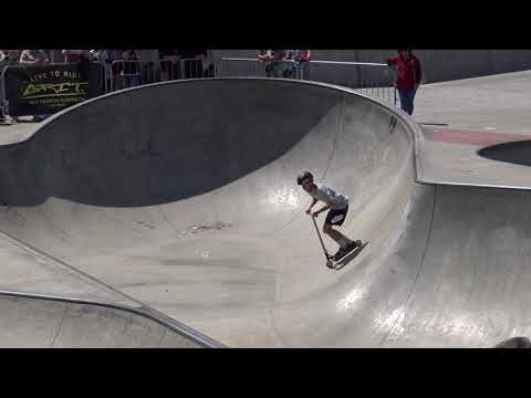 New Zealand Scooter Nationals 2020 - Under 13's 9