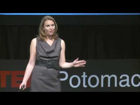 TEDxPotomac - Berit Oskey - Co-opetition: A Brave New Business World