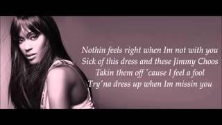 Shontelle - T - Shirt Lyrics HD
