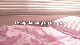Billie Eilish   Dancing On My Own (lyric Video)