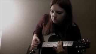 Tarja - Ciaran's well guitar cover