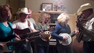 daddy played the banjo