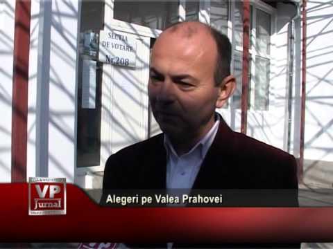 Alegeri pe Valea Prahovei