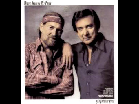 WILLIE NELSON & RAY PRICE - Faded Love