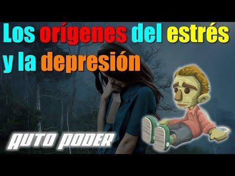 Los orígenes del estrés y la depresión