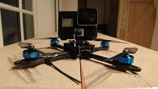 BetaFPV X-Knight Stripped gopro