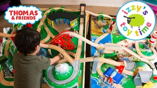 Thomas and Friends | Thomas Train Double Table with Trackmaster | Fun Toy Trains for Kids