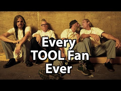 Every TOOL Fan Ever