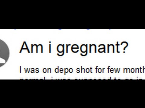 Was and hookup a pregnant girl yahoo answers this rather