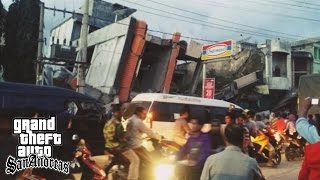 GTA San Andreas DYOM7   Detik Detik Gempa Aceh 2016