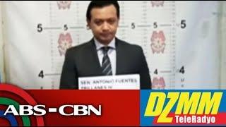 LIVE: Korte nag-isyu ng arrest warrant laban kay Trillanes | 25 September 2018