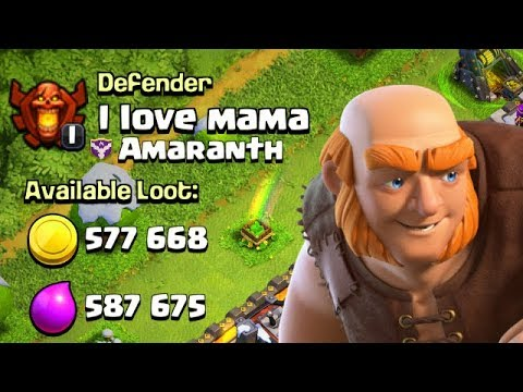 Download I Love Mama ??? TH12 FARM To MAX! Clash of Clans