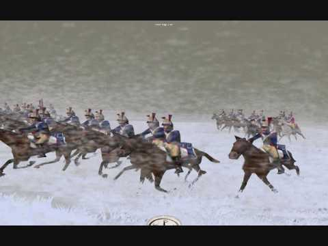 Histwar: The Charge of Eylau