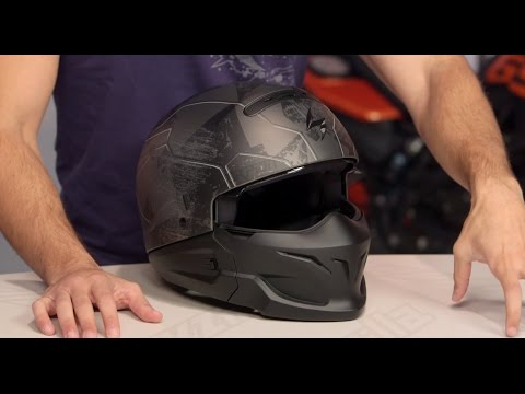 3873fed619e Scorpion Covert Helmet - RevZilla