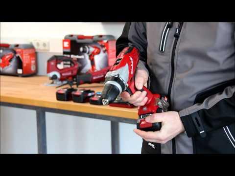 Schulungsvideo Einhell TE-CD 18 Li Akku-Bohrschrauber (Power X-Change)