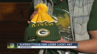 Superstitious fan
