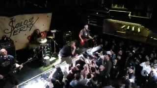 7 Seconds Live @ Foufs - Pouzza - New Wind - We're gonna fight