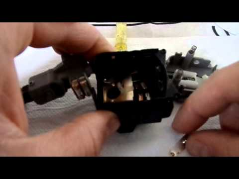 ASTRA G TURN-SIGNAL SWITCH REPAIR part 2 FOR OPEL-CLUB.GR