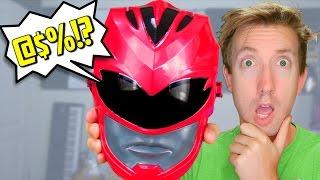 10 Weird Power Rangers Items