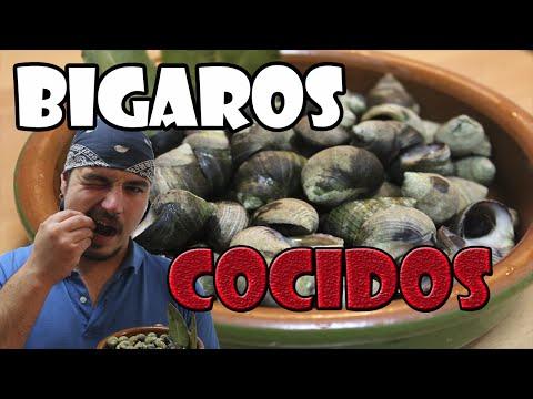 COMO COCER BIGAROS MUY FACIL - La Cocina Del Pirata