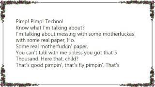 Joi - Techno Pimp Lyrics